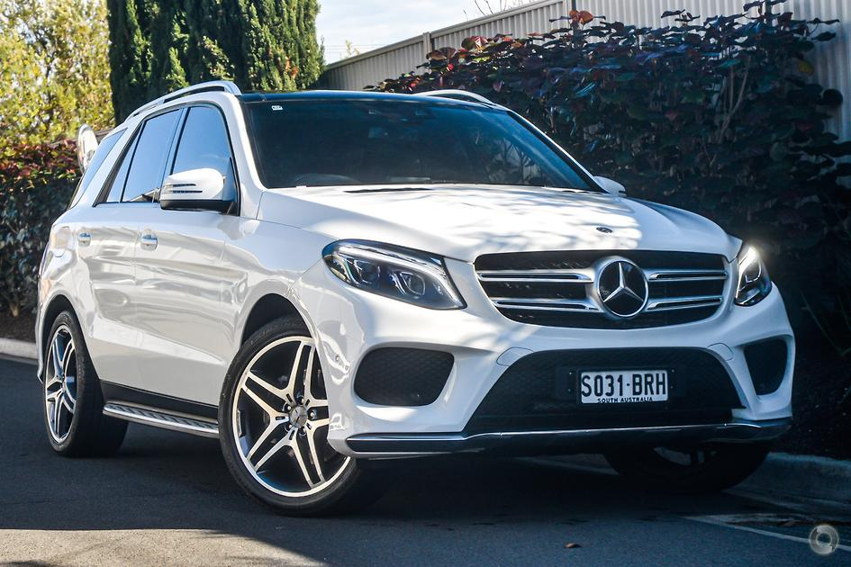 2017 Mercedes-Benz GLE 350 D Wagon