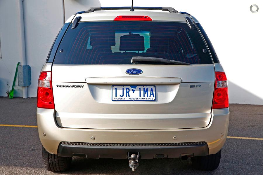 2008 Ford Territory SR SY