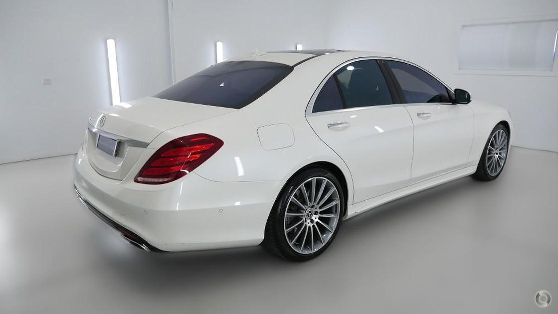 2015 Mercedes-Benz S 500 Sedan