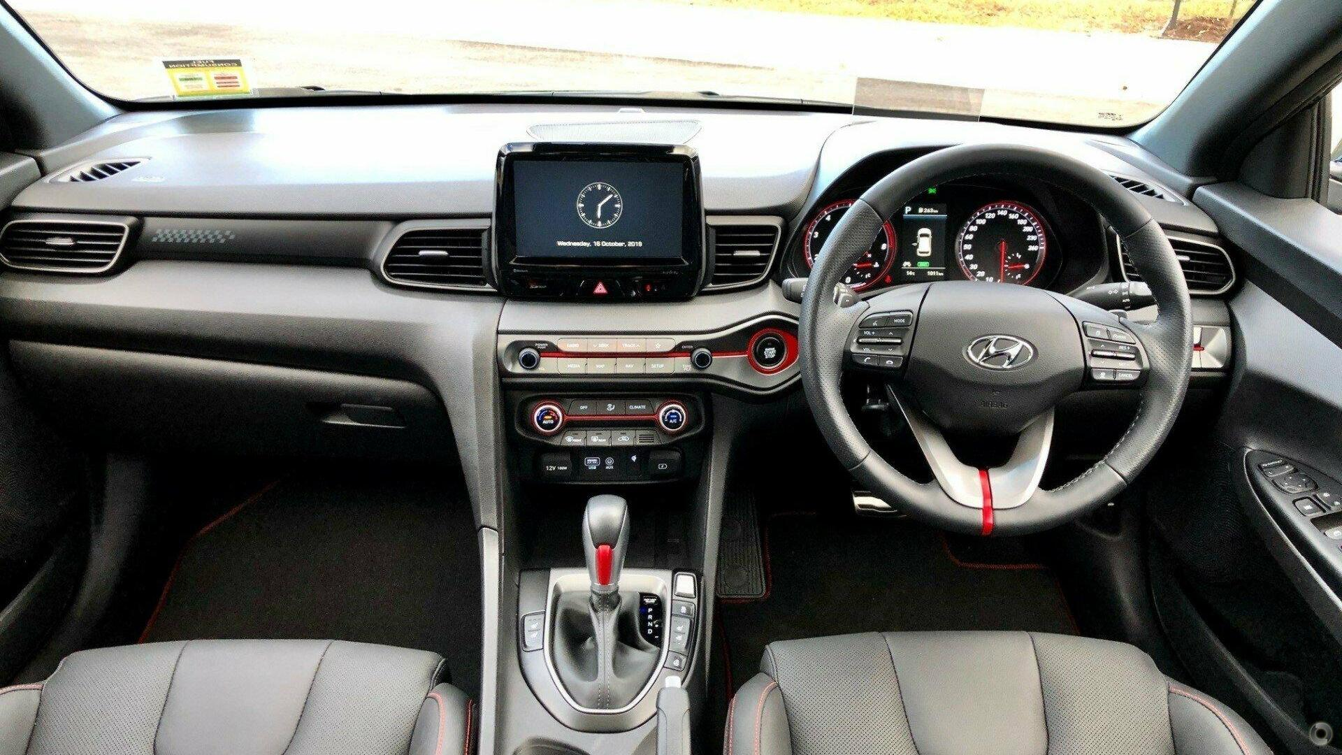 2019 Hyundai Veloster Turbo Premium JS