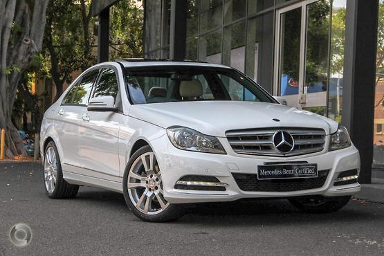 2014 Mercedes-Benz C 200 AVANTGARDE