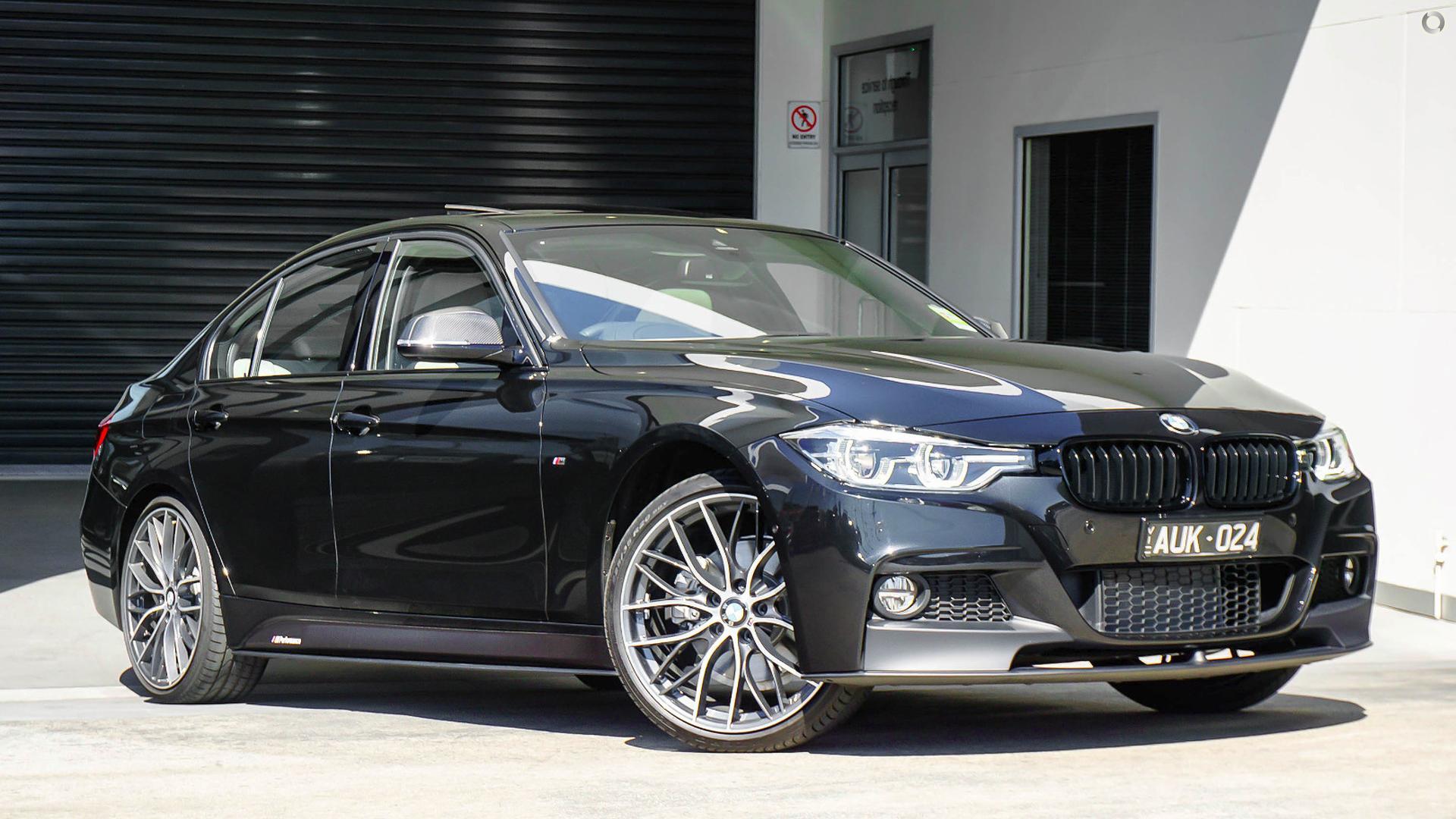 2017 BMW 330i M Sport