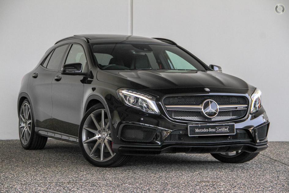 2015 Mercedes-Benz GLA 45 AMG Wagon