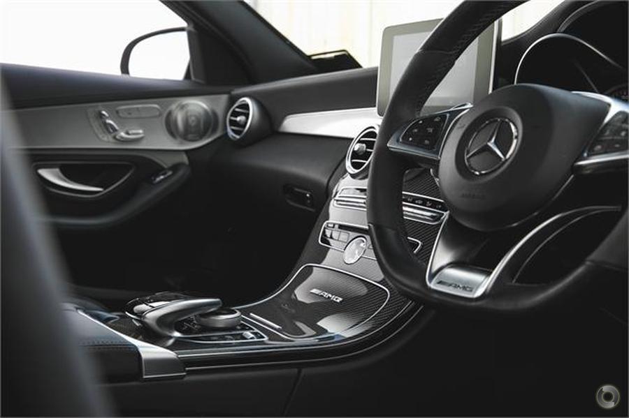 2017 Mercedes-AMG C 63 Estate