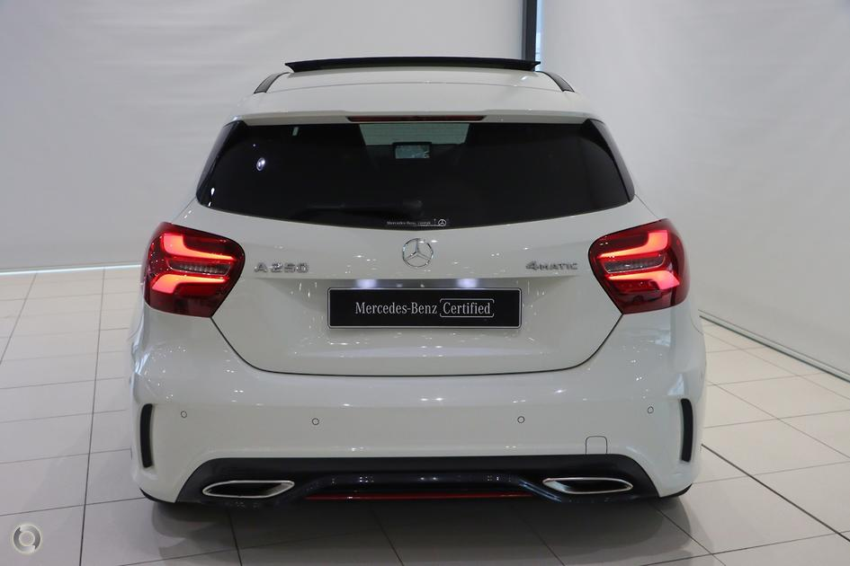 2017 Mercedes-Benz A 250 SPORT Hatch