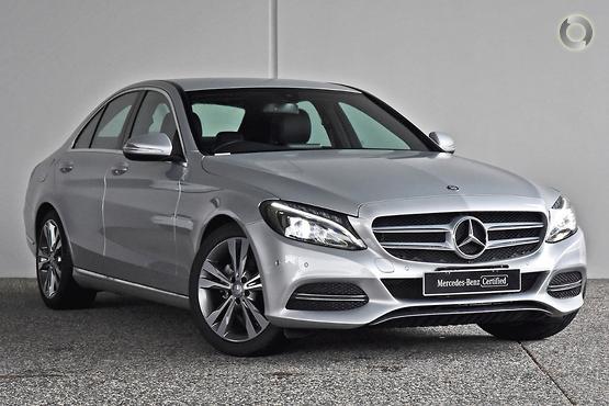 2015 Mercedes-Benz C 200 D