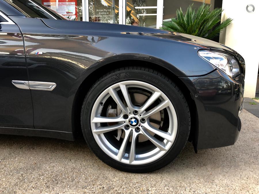 2014 BMW 7 Series 740i F01 LCI