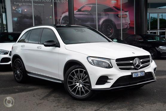 2019 Mercedes-Benz GLC 250 D