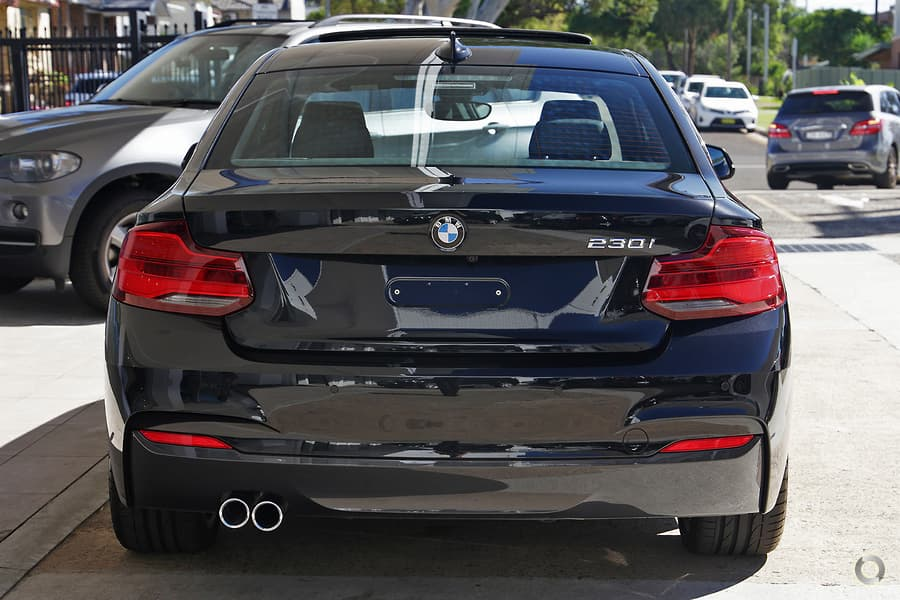 2017 BMW 230i M Sport