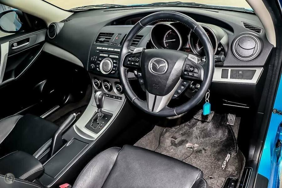 2009 Mazda 3 SP25 BL Series 1