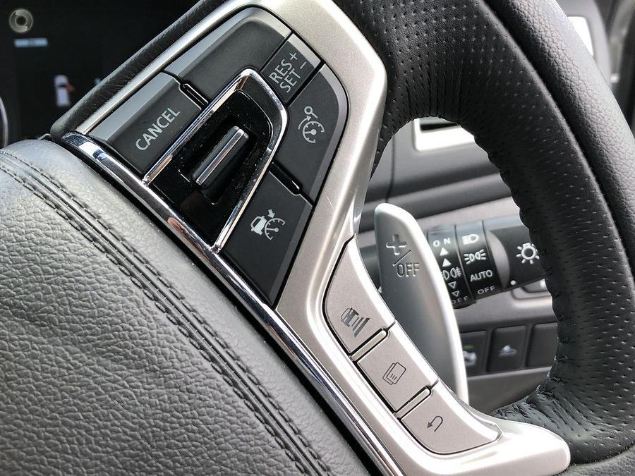 2019 Mitsubishi Pajero Sport GLS QE