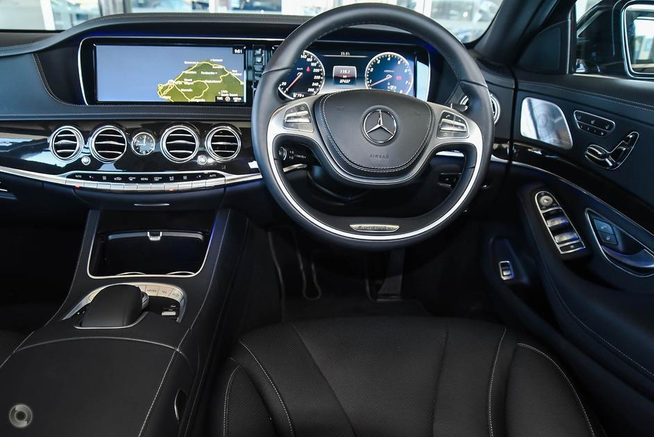 2014 Mercedes-Benz S 400 Sedan