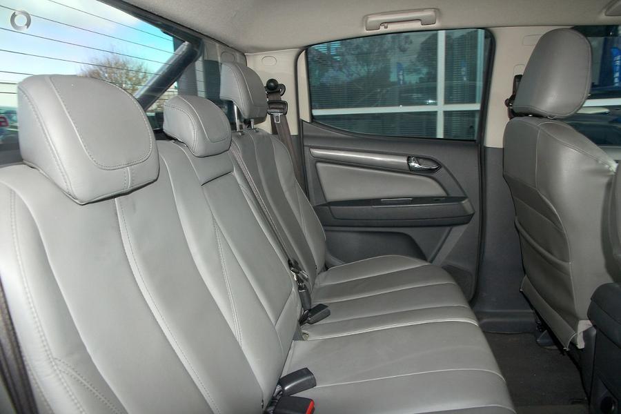 2013 Holden Colorado LTZ RG