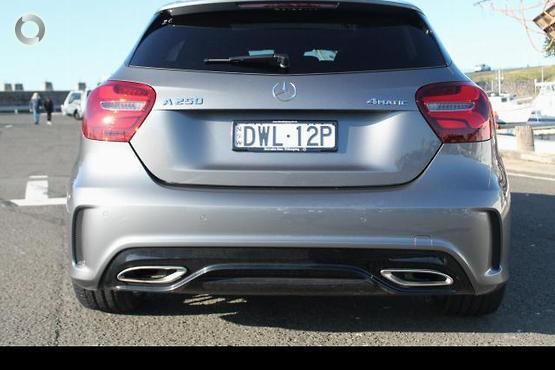 2017 Mercedes-Benz A 250 SPORT