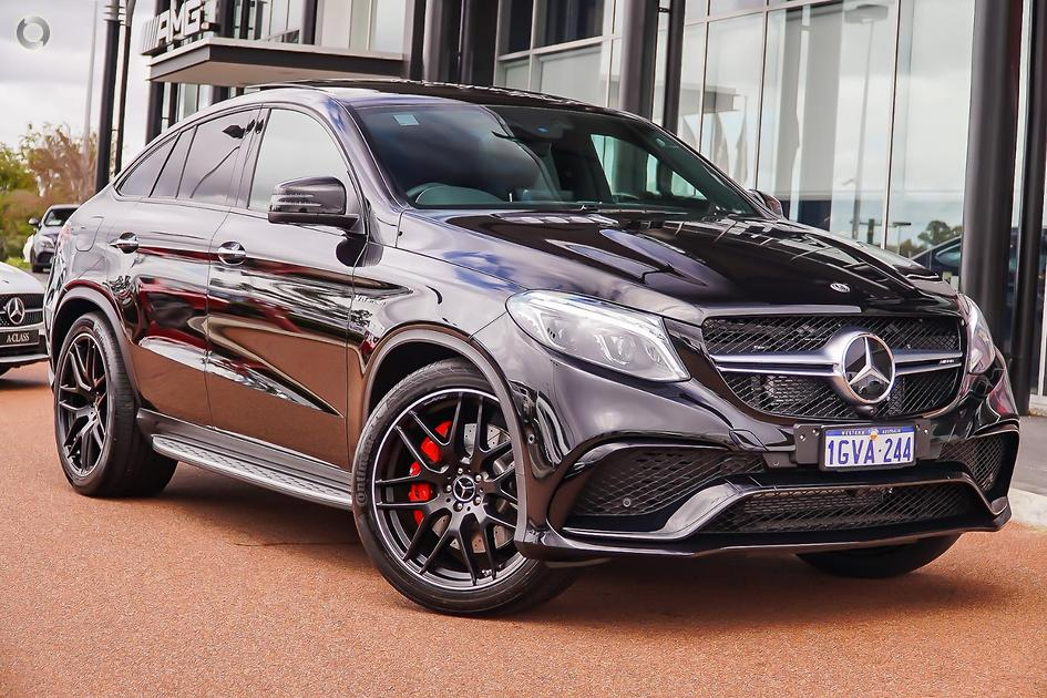 2019 Mercedes-Benz GLE-CLASS Coupe
