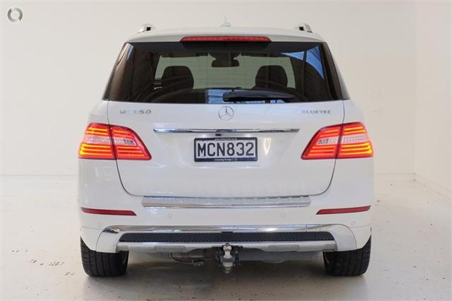 2013 Mercedes-Benz ML 350 CDI SUV