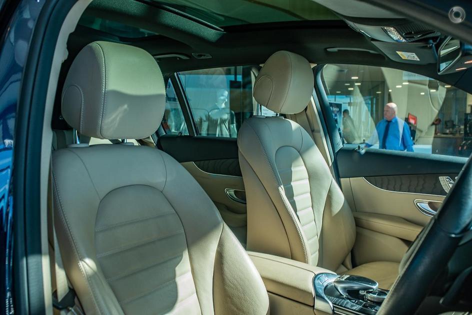 2017 Mercedes-Benz GLC 250 Wagon