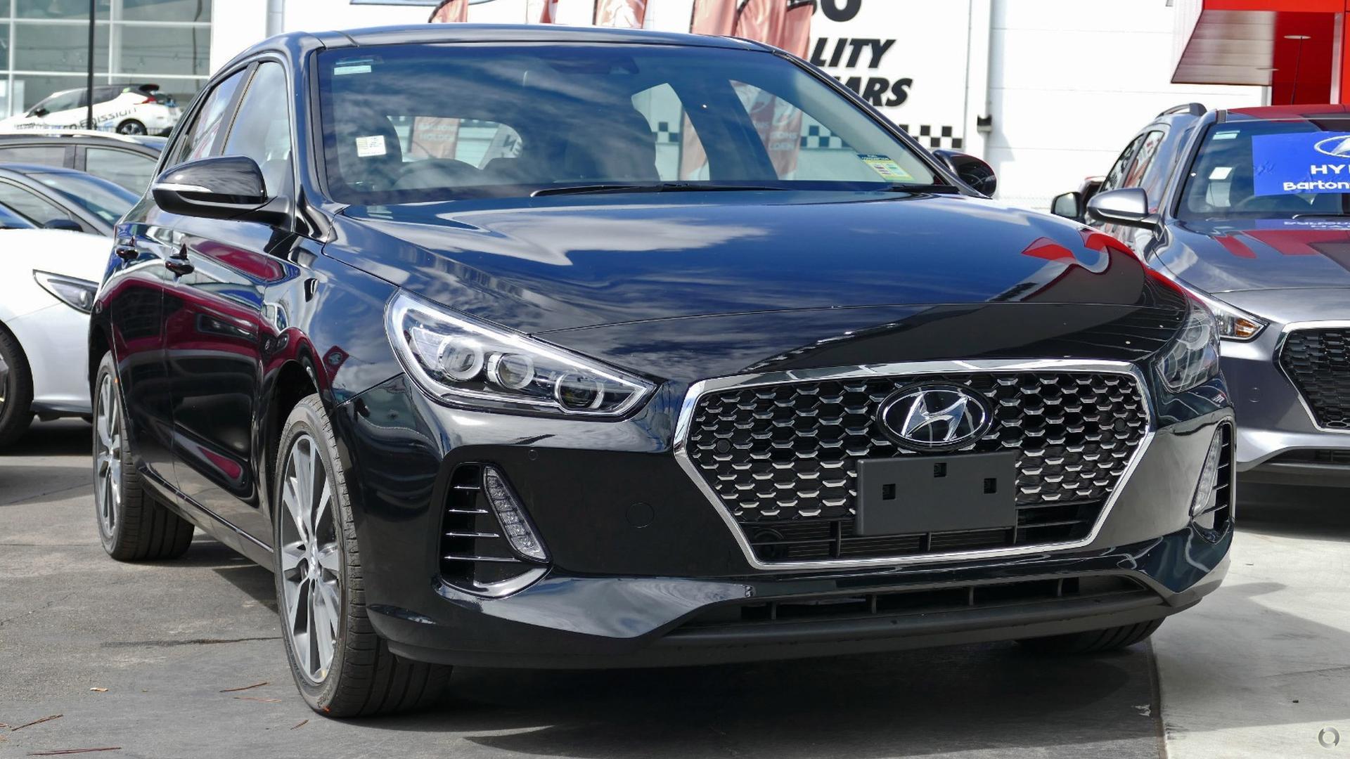 2020 Hyundai I30 PD2