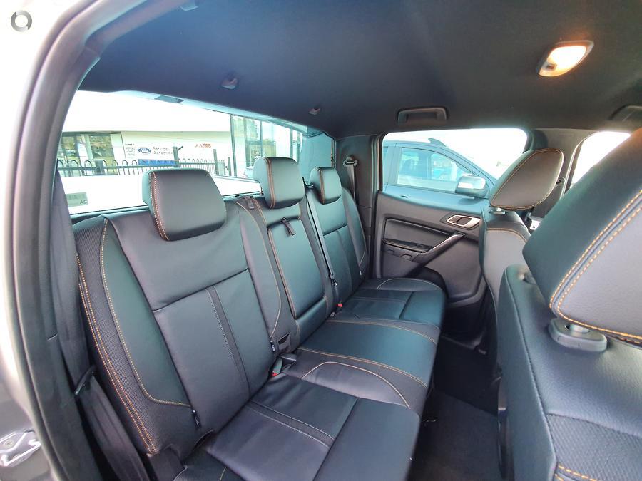 2019 Ford Ranger Wildtrak PX MkIII