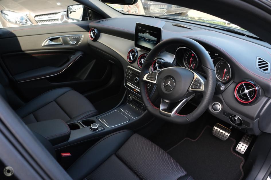 2018 Mercedes-Benz CLA 250 Coupe