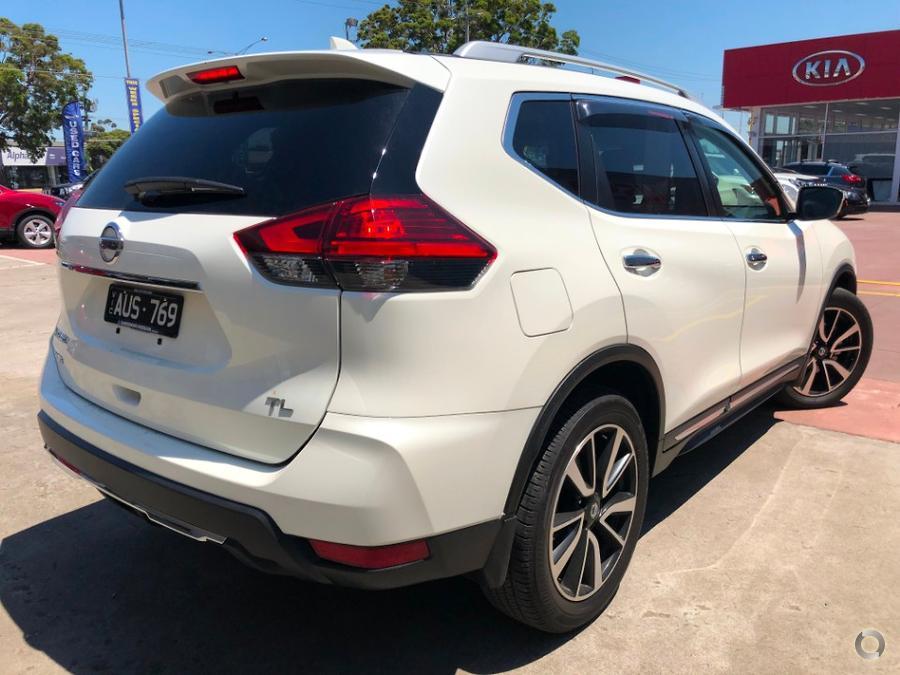 2018 Nissan X-Trail TL T32 Series II