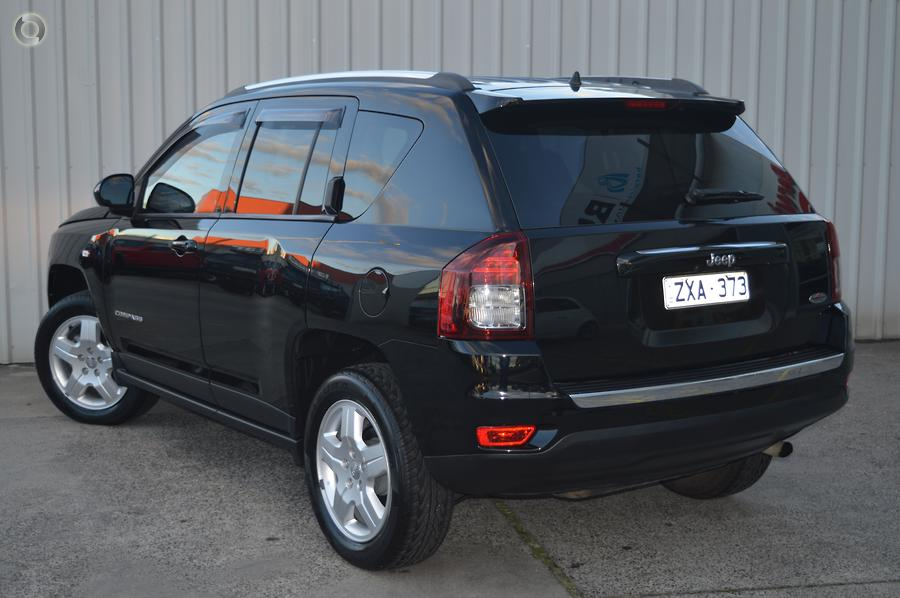 2013 Jeep Compass North MK