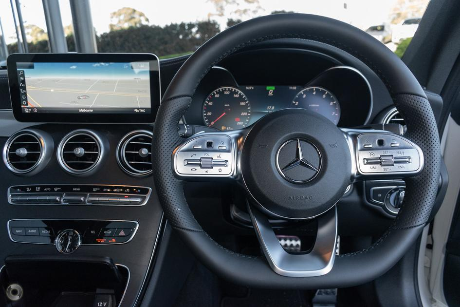 2019 Mercedes-Benz C 200 Coupe