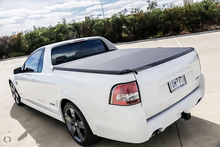 2011 Holden Ute SS V VE Series II