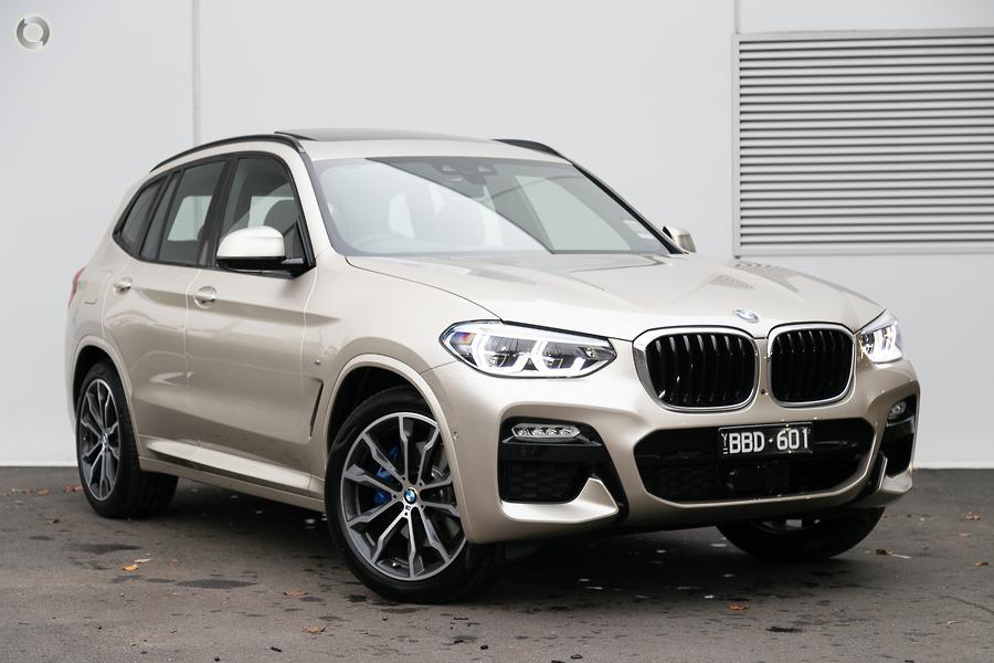 2019 BMW X3 xDrive30i - Essendon BMW