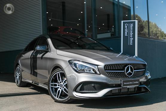 2018 Mercedes-Benz <br>CLA 200