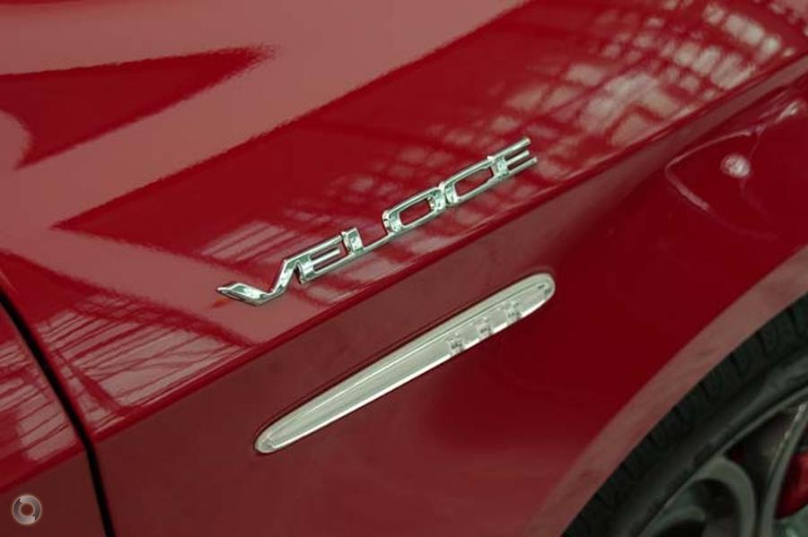 2018 Alfa Romeo Giulietta Veloce Series 2