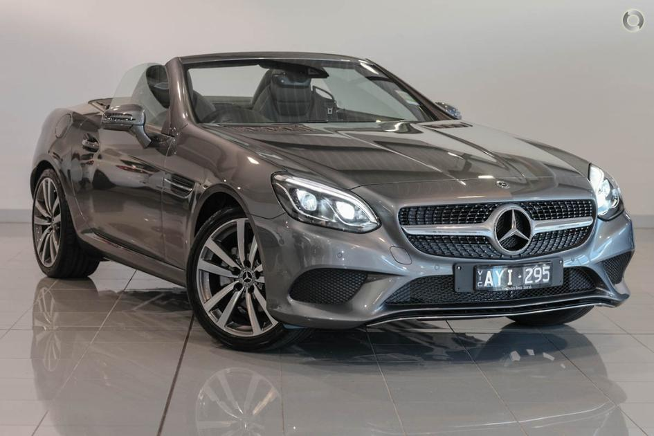 2018 Mercedes-Benz SLC 180 Roadster