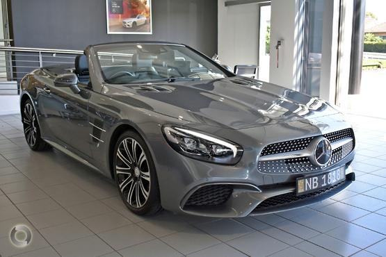 2016 Mercedes-Benz SL 400