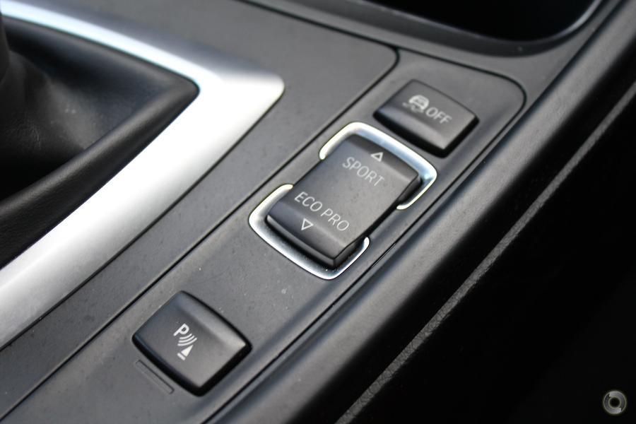2016 BMW 420d Sport Line F32
