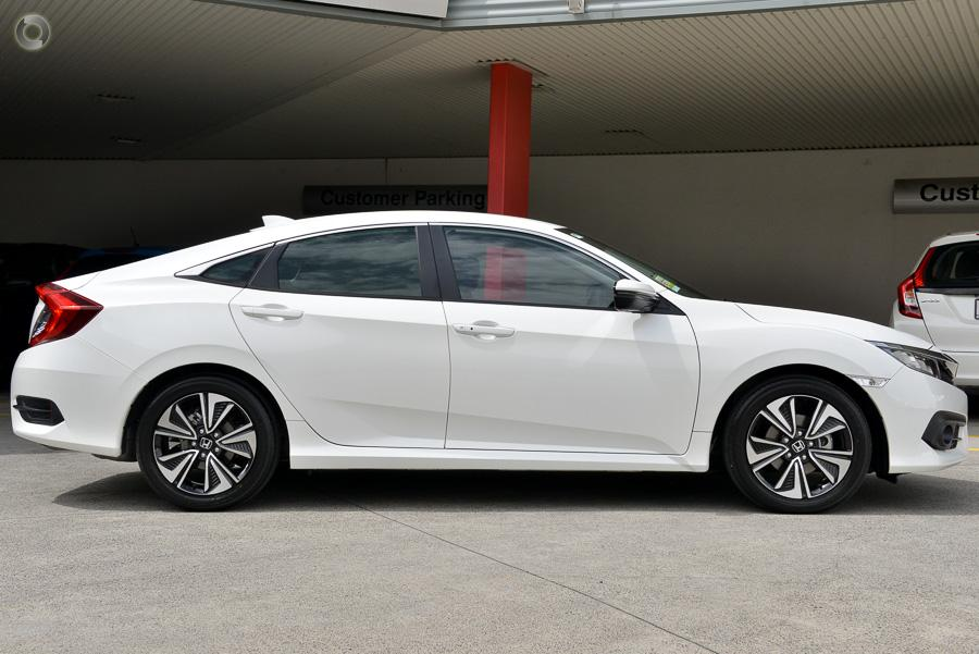 2017 Honda Civic VTi-L 10th Gen