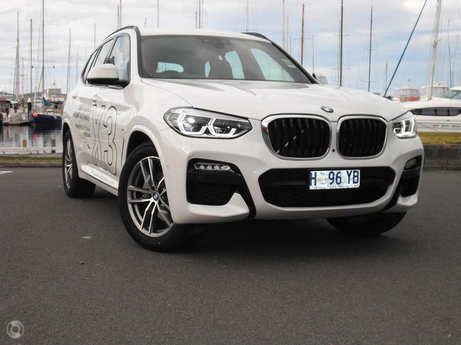 2018 BMW X3 sDrive20i - Hobart BMW