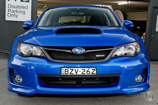2011 Subaru Impreza WRX G3