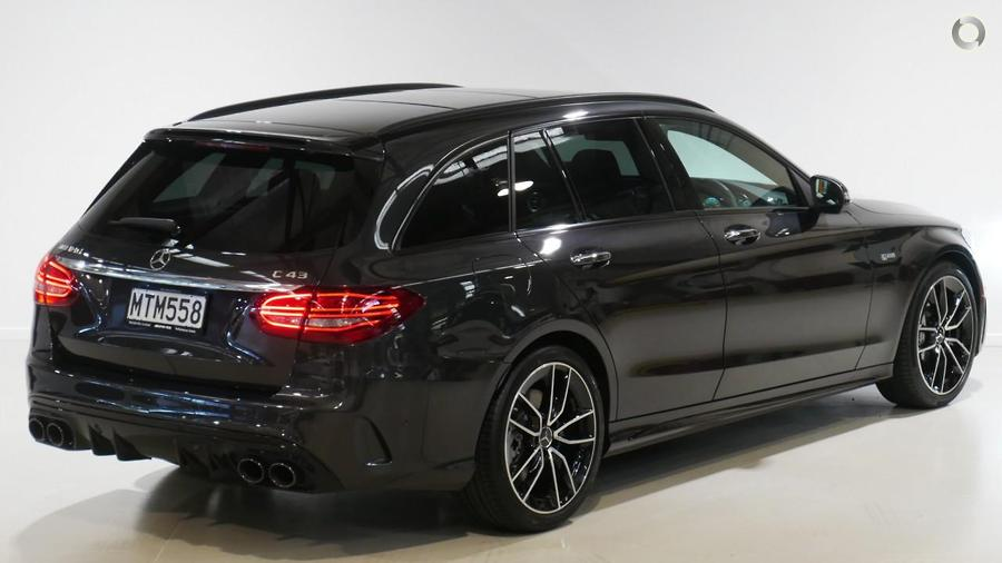 2020 Mercedes-AMG C 43 Estate