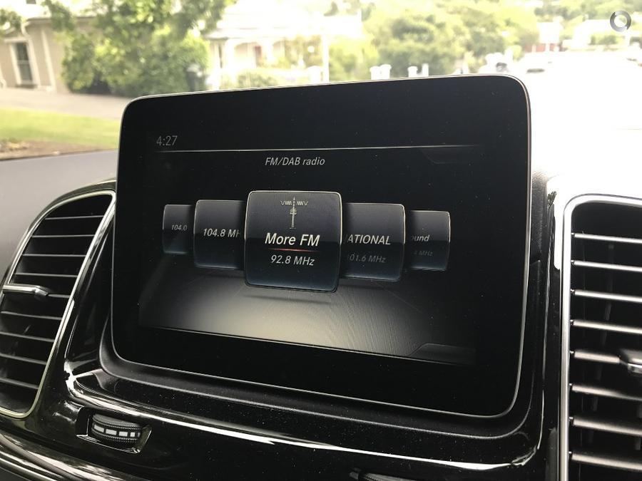 2016 Mercedes-Benz GLE 350 Wagon