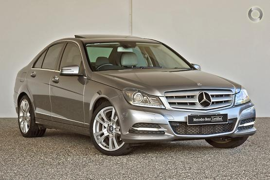 2012 Mercedes-Benz <br>C 250 CDI BLUEEFFICIENCY AVANTGARDE