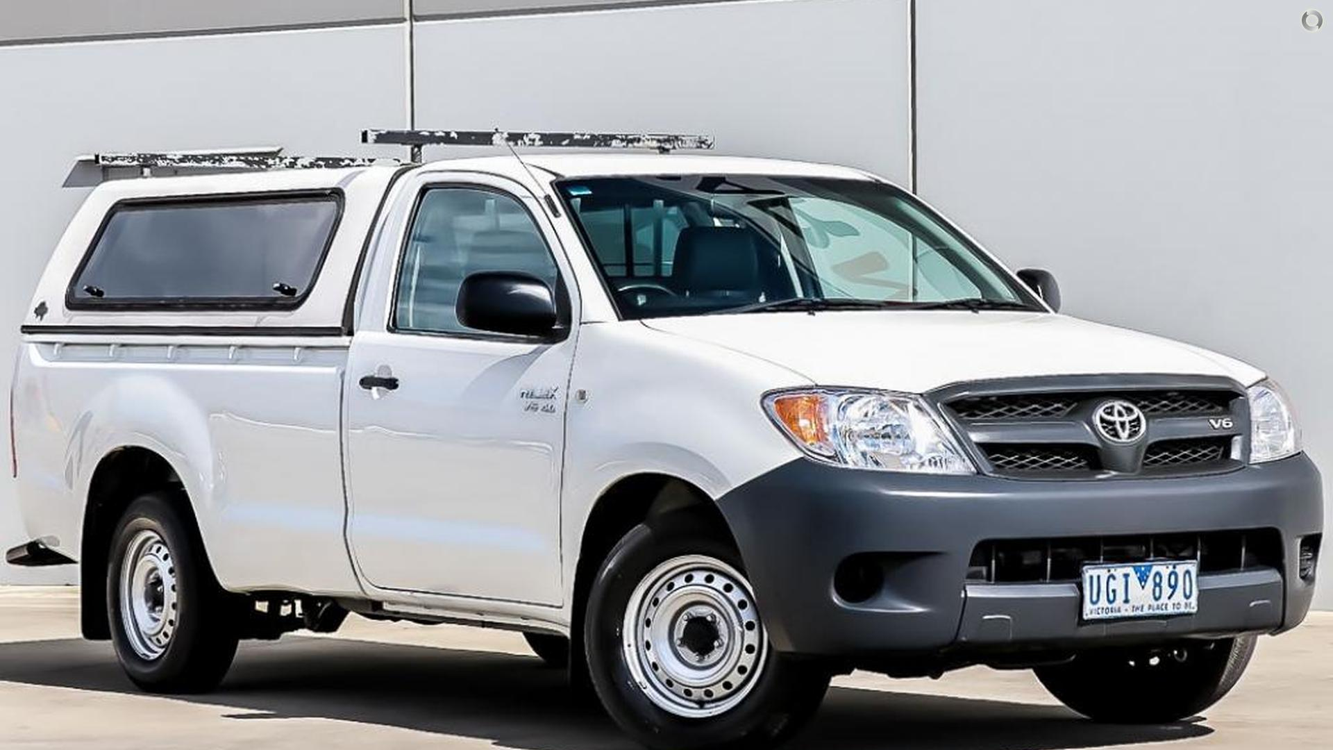 2006 Toyota Hilux GGN15R