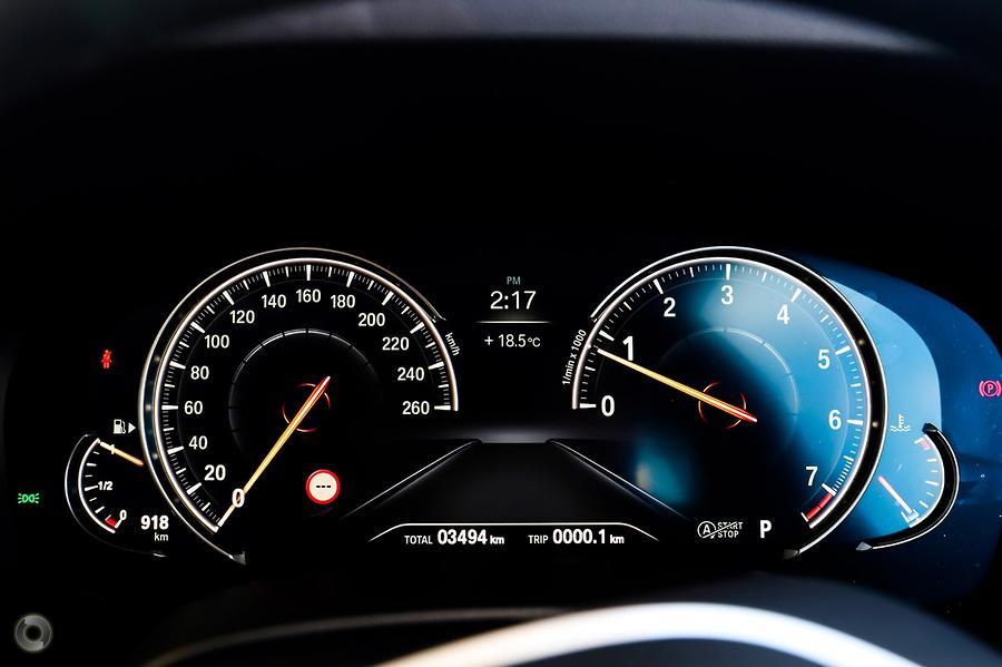 2017 BMW 5 Series 520i M Sport