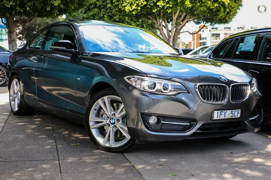 2016 BMW 228i Luxury Line