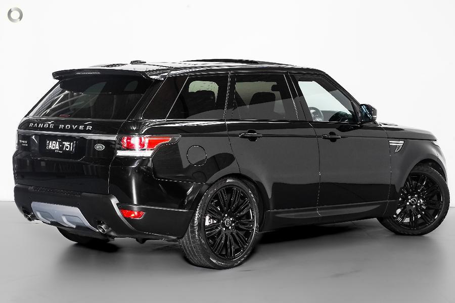 2013 Land Rover Range Rover Sport SDV6 HSE L494