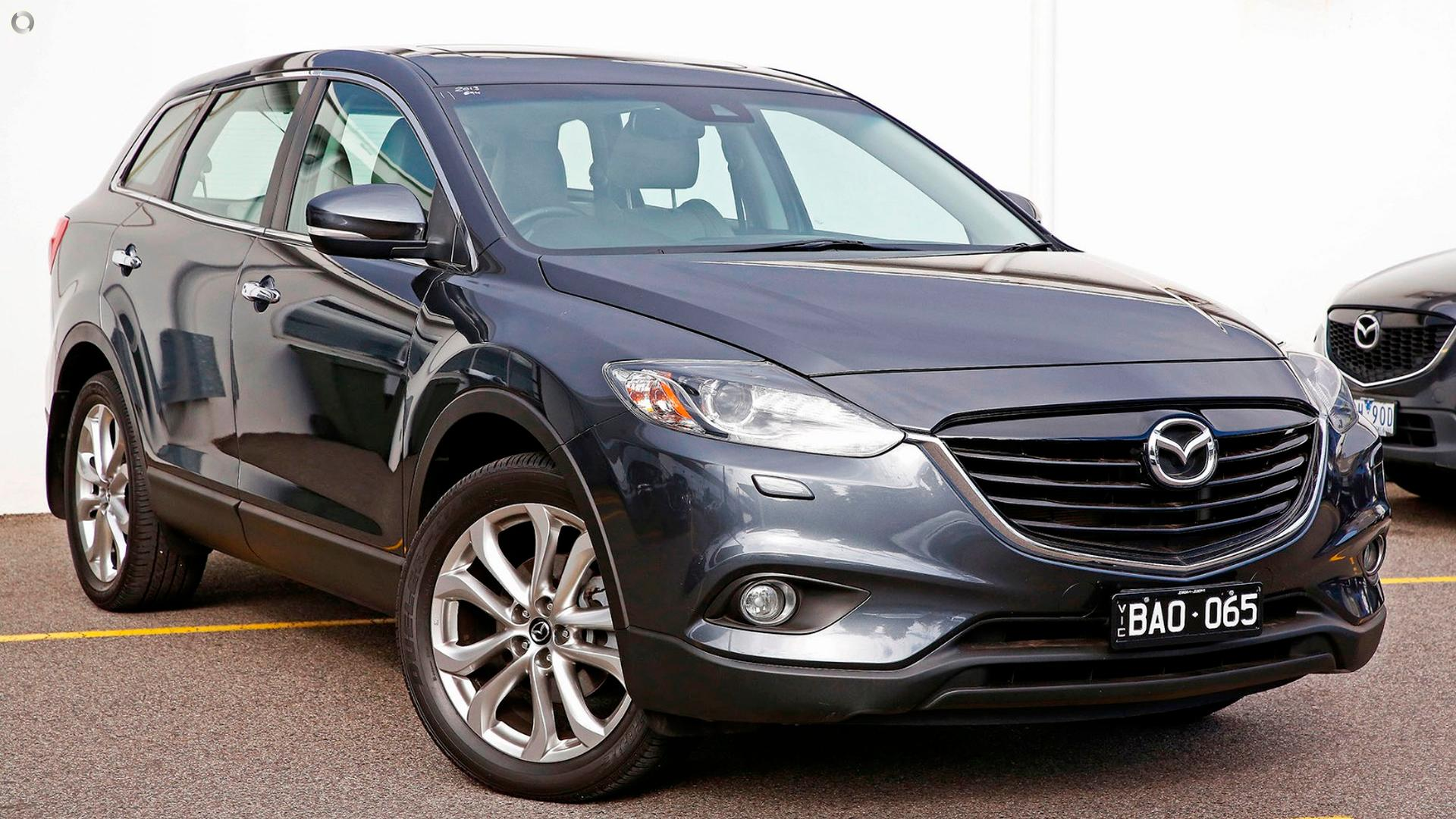 2013 Mazda CX-9 Grand Touring TB Series 5