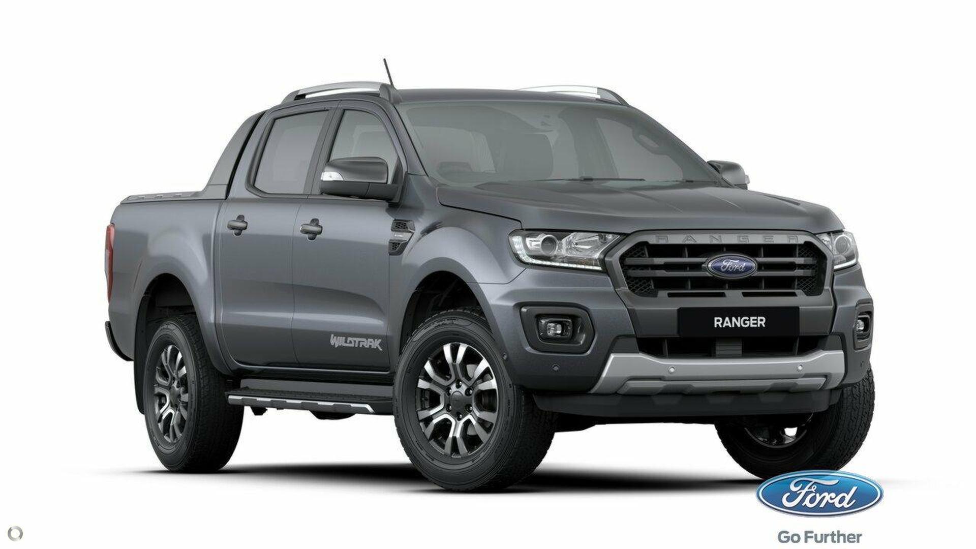 2019 Ford Ranger PX MkIII