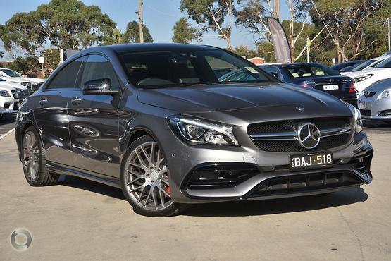 2018 Mercedes-Benz <br>CLA 45