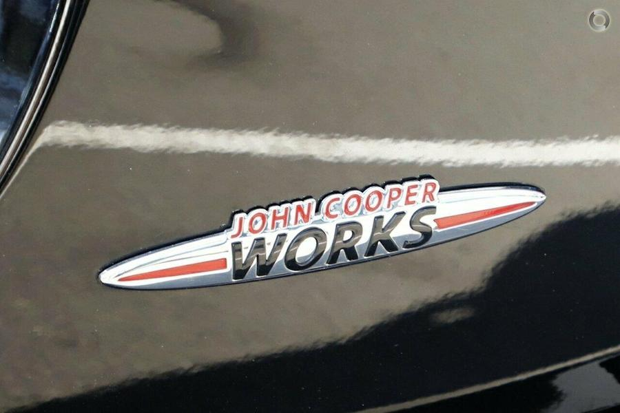2018 MINI Hatch John Cooper Works