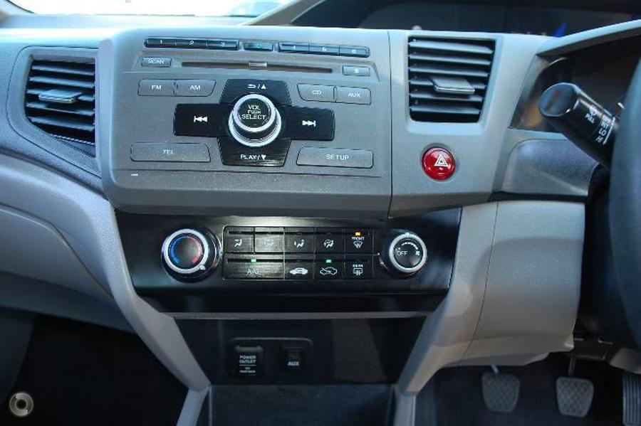 2012 Honda Civic VTi 9th Gen Ser II