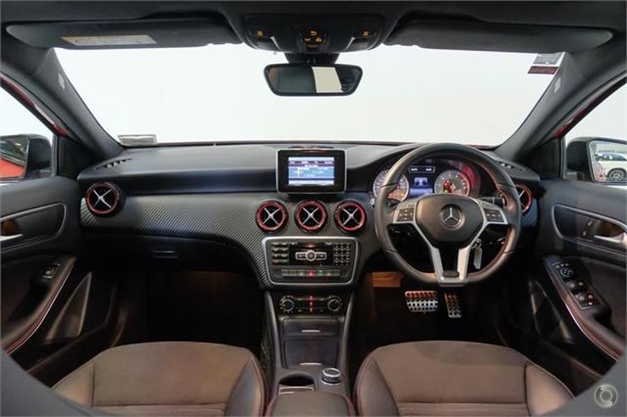 2014 Mercedes-Benz A 250 Hatch
